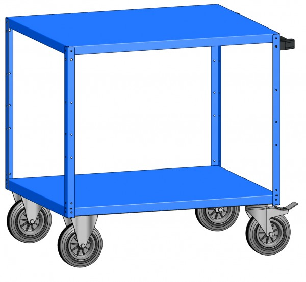 Dinzl Montage- und Transportwagen, Schwerlast bis 500 kg