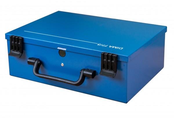 Dinzl Sortimentskasten 340x118x240mm Stahlblech DIMA 77/3