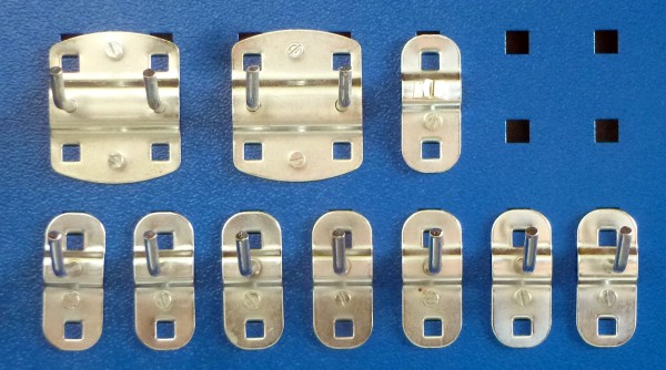 Werkzeughaltersortiment 10-teilig